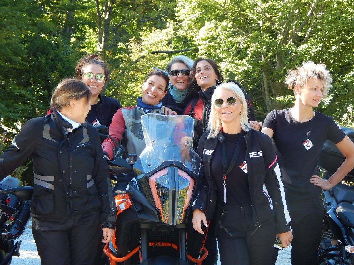 31st women ride