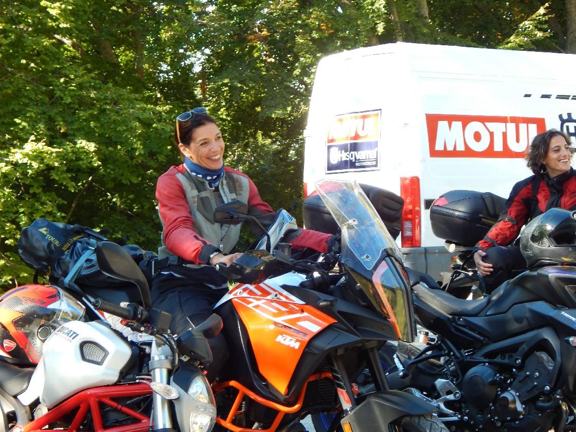 41st women ride