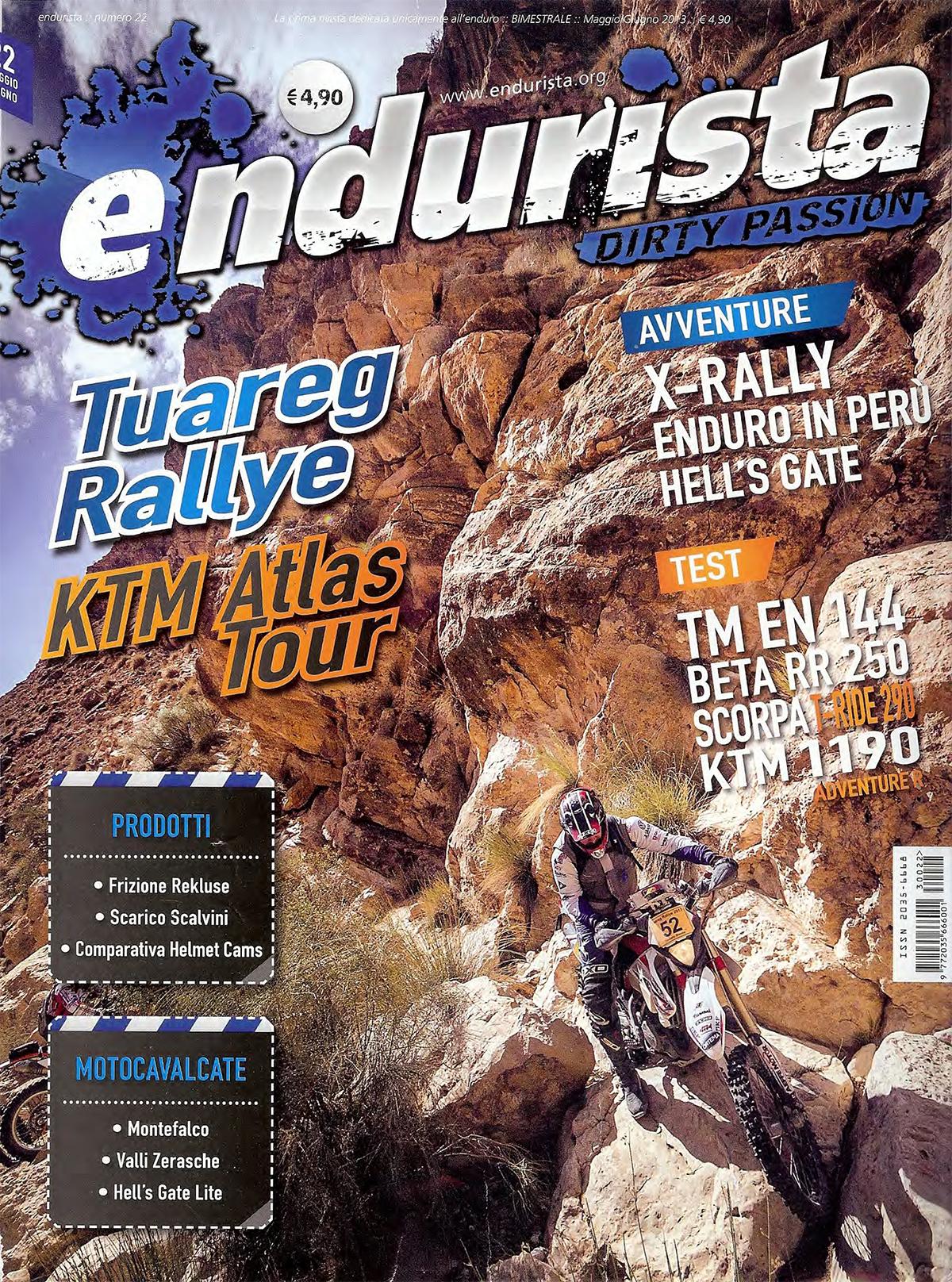 endurista magazine 1