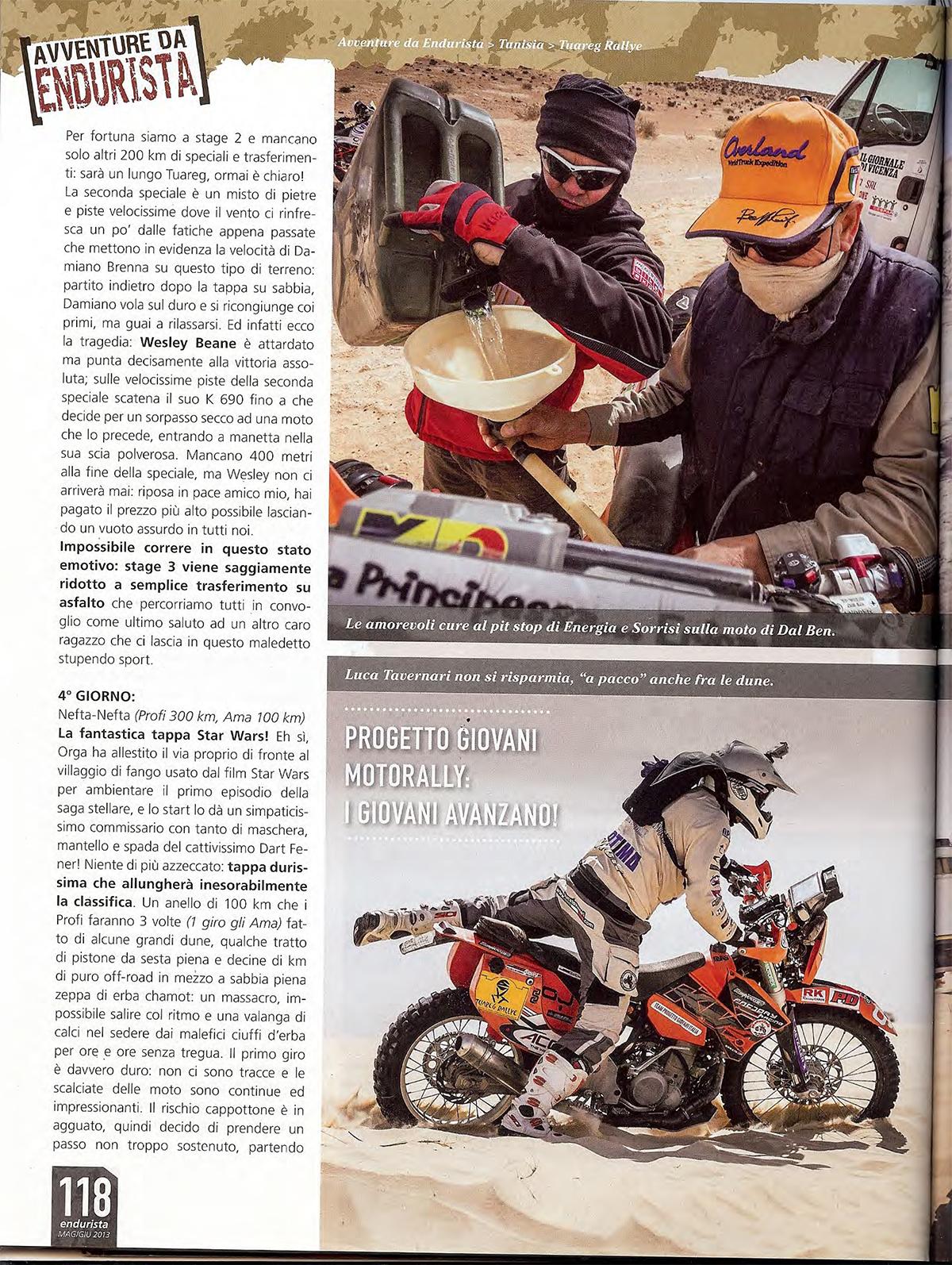 endurista magazine 5