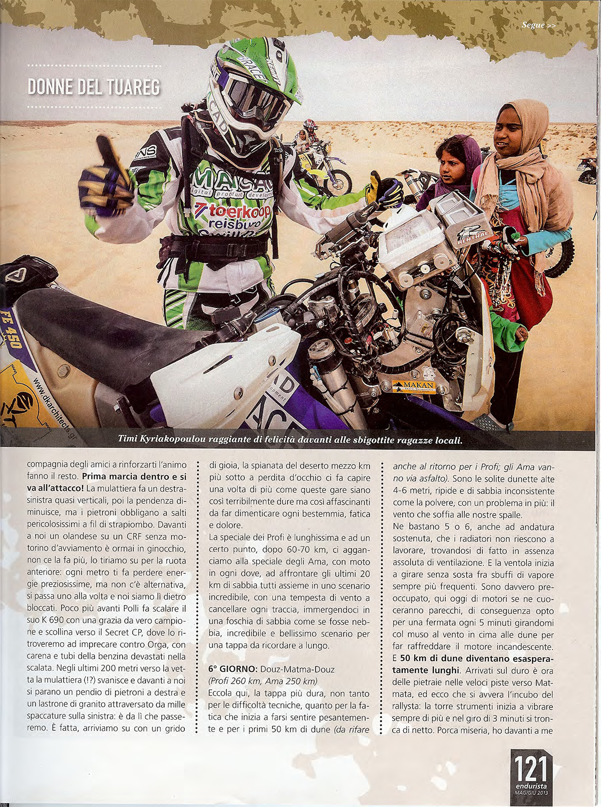 endurista magazine 6