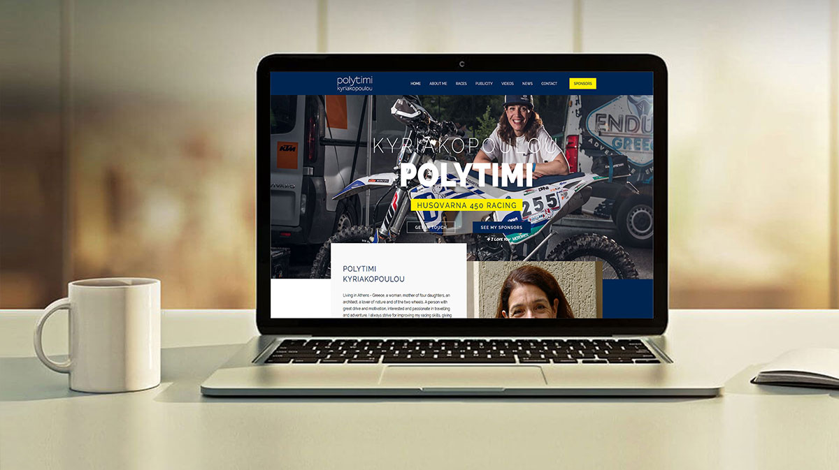 polytimi eu new website